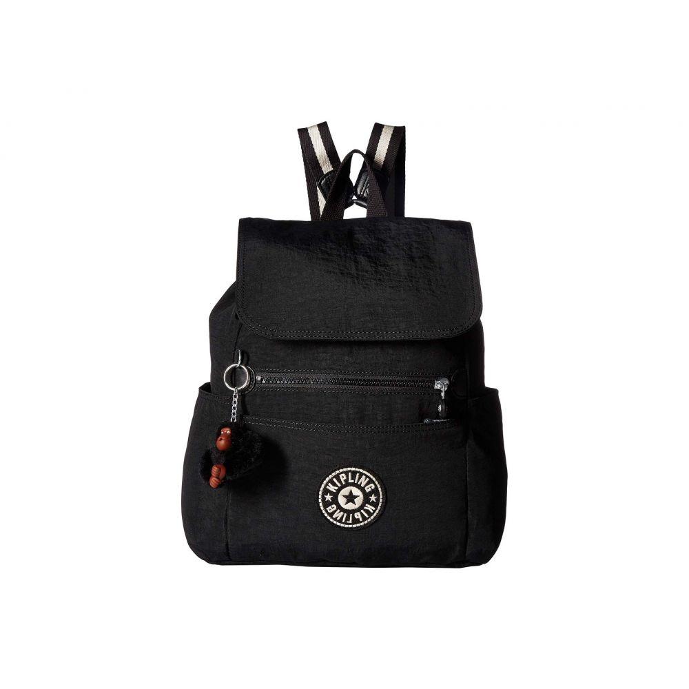 キプリング Kipling レディース バッグ バックパック・リュック【Soma Varsity Backpack】Black