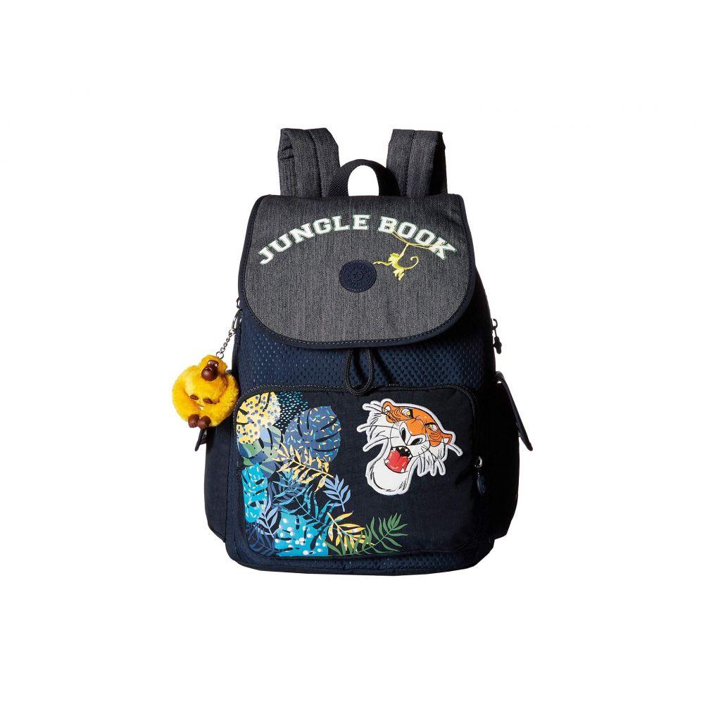 キプリング Kipling レディース バッグ バックパック・リュック【Disney Jungle Book Citypack Backpack】Into The Jungle