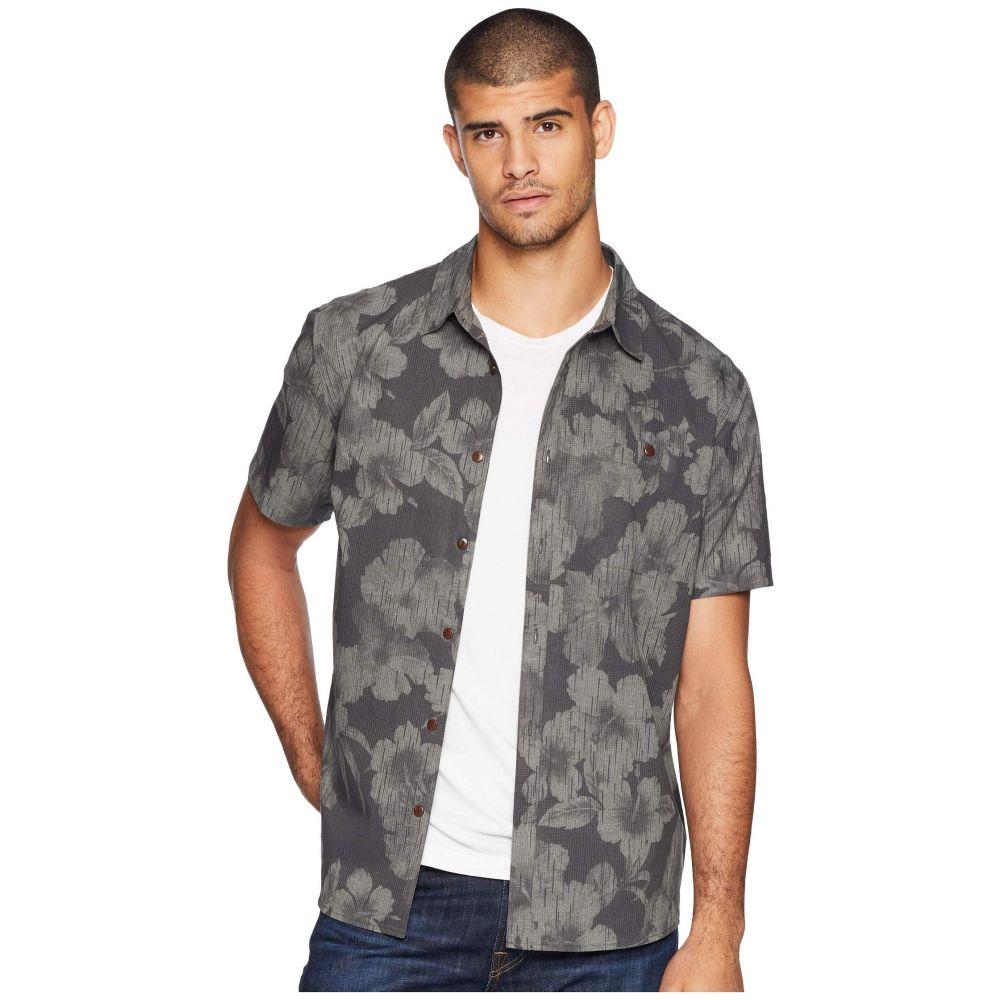 クイックシルバー Quiksilver Waterman メンズ トップス シャツ【Raindays Technical Shirt】Black
