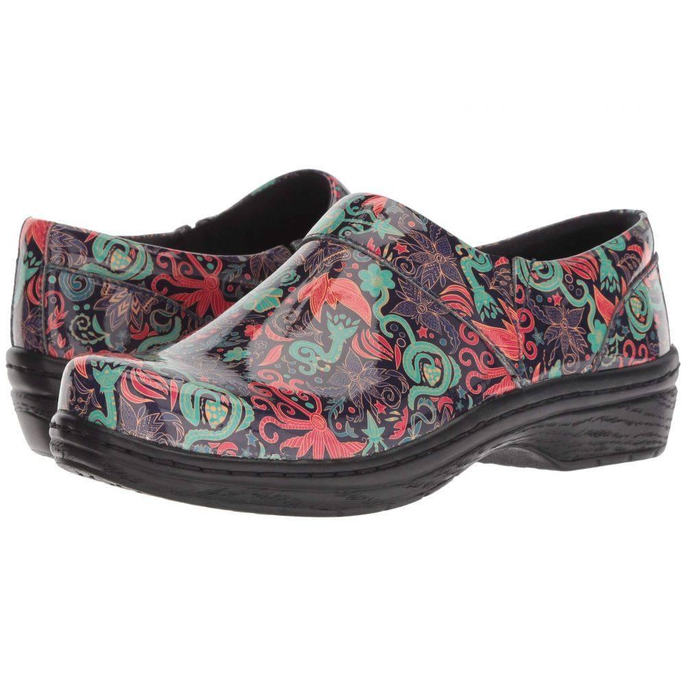 ケイログス Klogs Footwear レディース シューズ・靴【Mission】Mardi Gras Patent G-Star
