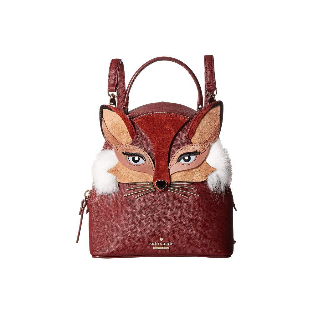 ケイト スペード Kate Spade New York レディース バッグ バックパック・リュック【So Foxy Fox Binx】Sienna
