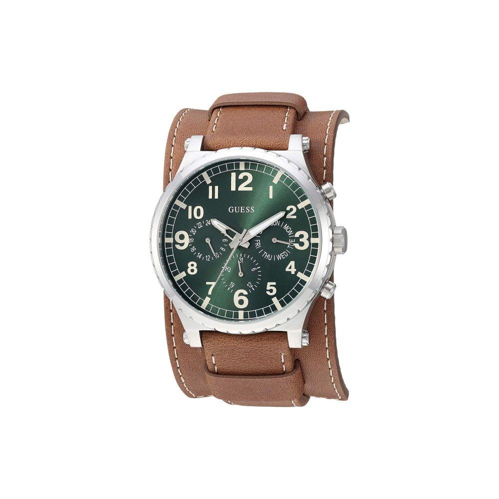 ゲス GUESS メンズ 腕時計【U1162G1】Brown