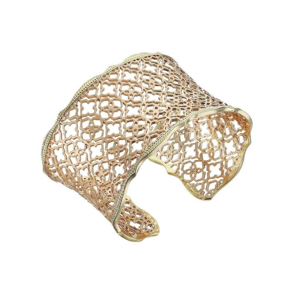 ケンドラ スコット Kendra Scott レディース ジュエリー・アクセサリー ブレスレット【Candice Bracelet】Mixed Gold/Rose Gold