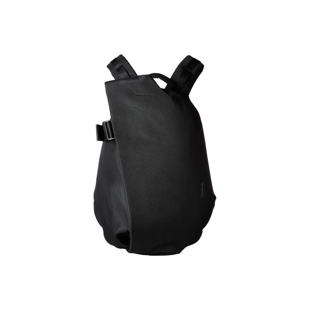 コート エ シエル cote&ciel レディース バッグ バックパック・リュック【Isar Medium Eco Yarn Backpack】Black