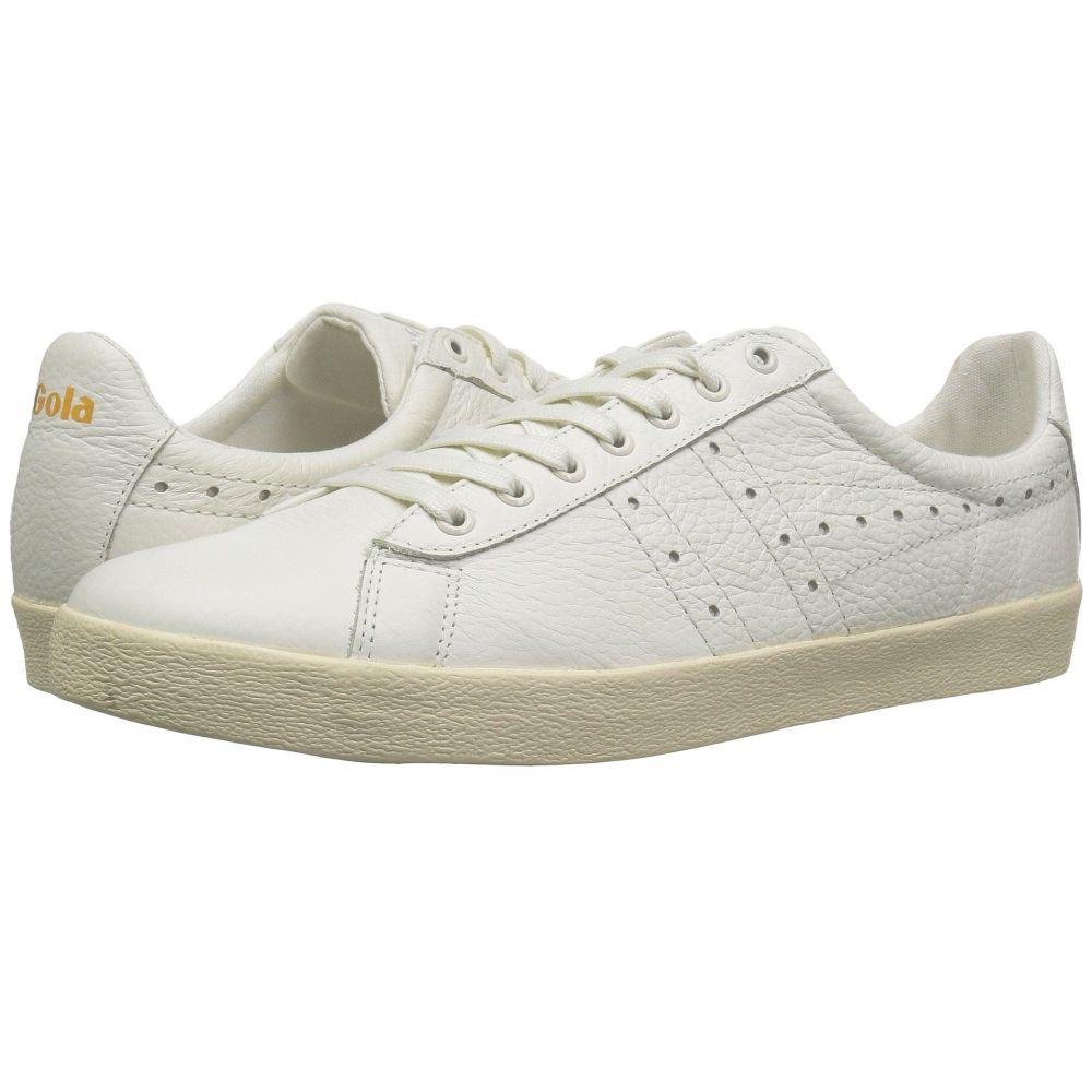 ゴーラ Gola メンズ シューズ・靴 スニーカー【Tourist Leather】Off-White/Off-White