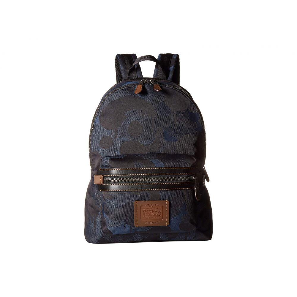 コーチ COACH メンズ バッグ バックパック・リュック【Academy Backpack in Wild Beast Cordura】Blue