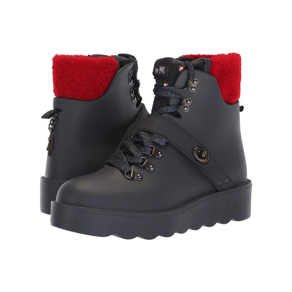 コーチ COACH レディース ハイキング・登山 シューズ・靴【Urban Hiker Rain Boot】Navy Rubber