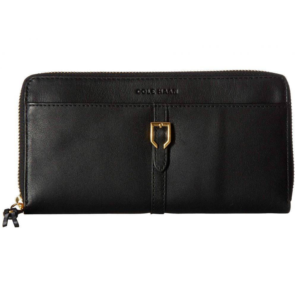 コールハーン Cole Haan レディース 財布【Kayden Continental Wallet】Black
