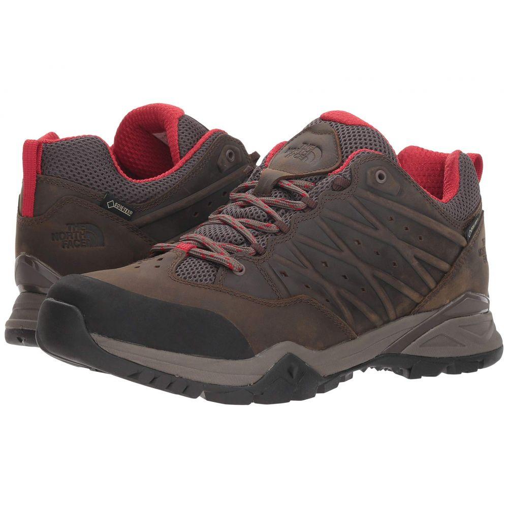 ザ ノースフェイス The North Face メンズ ハイキング・登山 シューズ・靴【Hedgehog Hike II GTX】Bone Brown/Rage Red