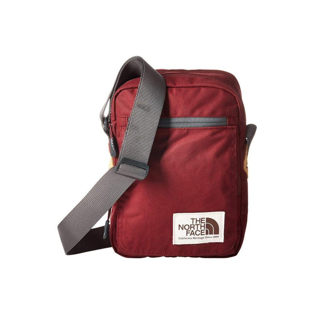ザ ノースフェイス The North Face レディース バッグ ショルダーバッグ【Poquito】Zinfandel Red/Graphite Grey