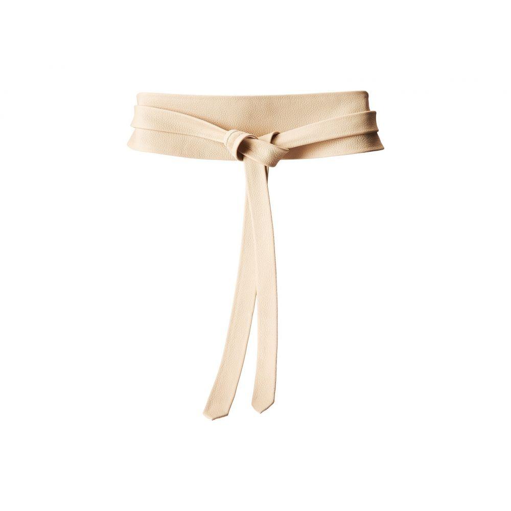 アダ ADA Collection レディース ベルト【Obi Classic Wrap】Bone