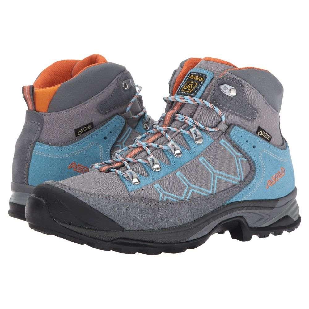 アゾロ Asolo レディース ハイキング・登山 シューズ・靴【Falcon GV】Grigio/Stone
