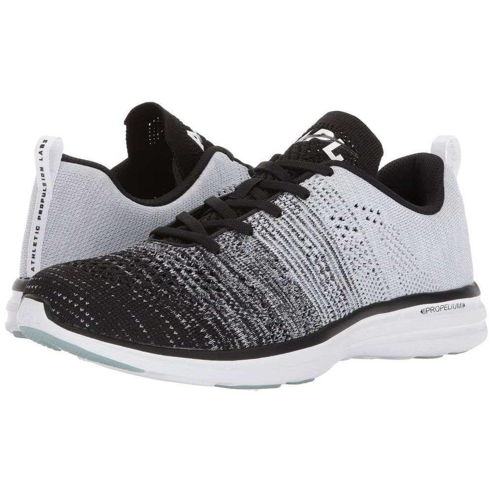 アスレチックプロパルションラブス Athletic Propulsion Labs (APL) メンズ シューズ・靴 スニーカー【Techloom Pro】Black/Heather Grey/White