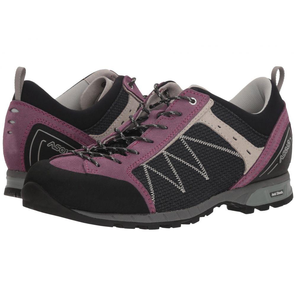 アゾロ Asolo レディース ハイキング・登山 シューズ・靴【Ozonic ML】Grapeade/Ice