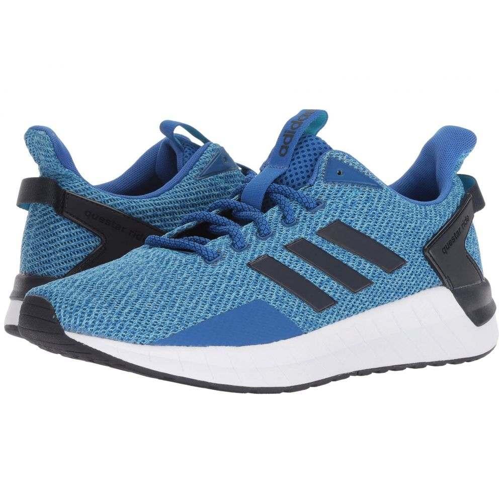 アディダス adidas Running メンズ ランニング・ウォーキング シューズ・靴【Questar Ride】Blue/Legend Ink/Bright Cyan