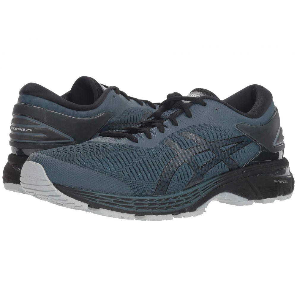 アシックス ASICS メンズ ランニング・ウォーキング シューズ・靴【GEL-Kayano 25】Ironclad/Black