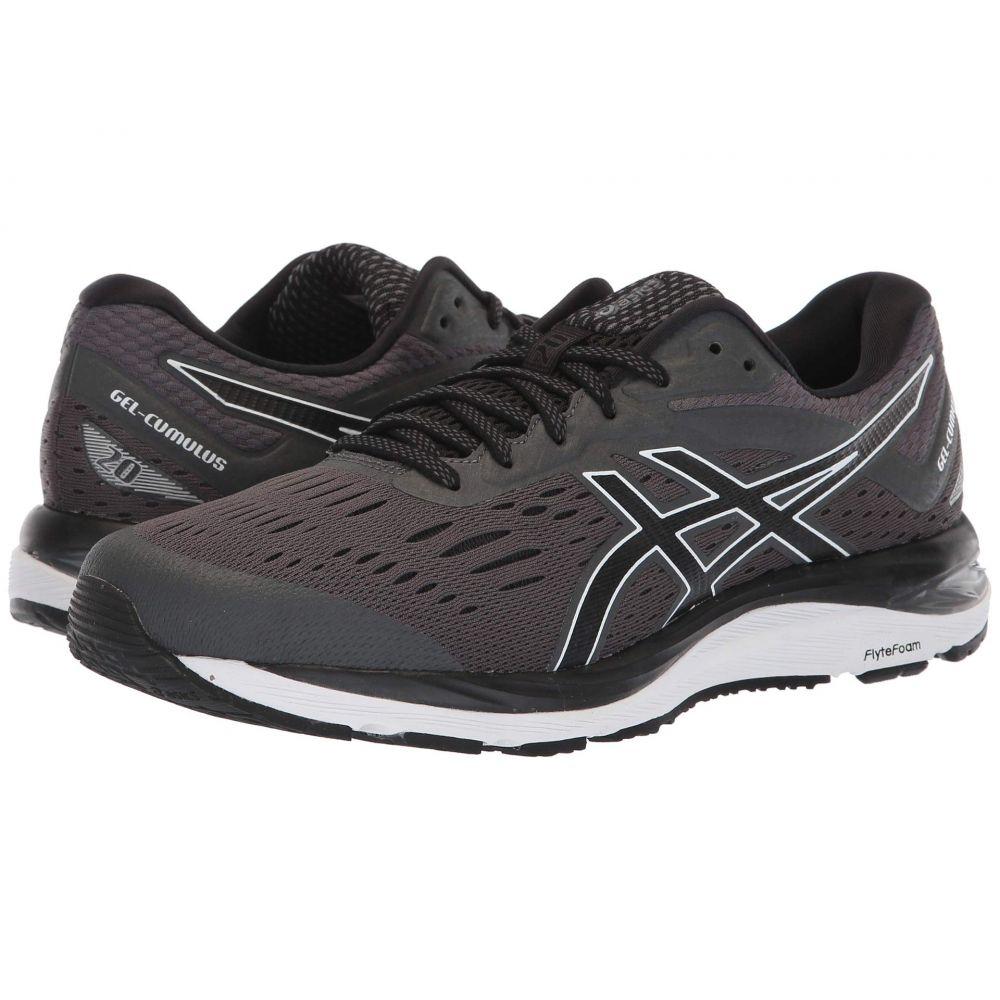 アシックス ASICS メンズ ランニング・ウォーキング シューズ・靴【GEL-Cumulus 20】Dark Grey/Black