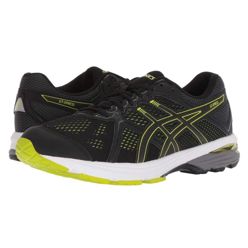 アシックス ASICS メンズ ランニング・ウォーキング シューズ・靴【GT-Xpress】Black/Neon Lime