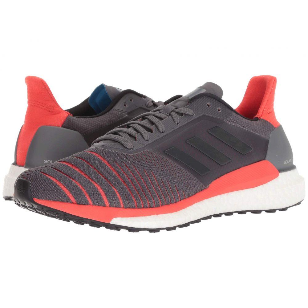アディダス adidas Running メンズ ランニング・ウォーキング シューズ・靴【Solar Glide】Grey Five/Black/Hi-Res Red