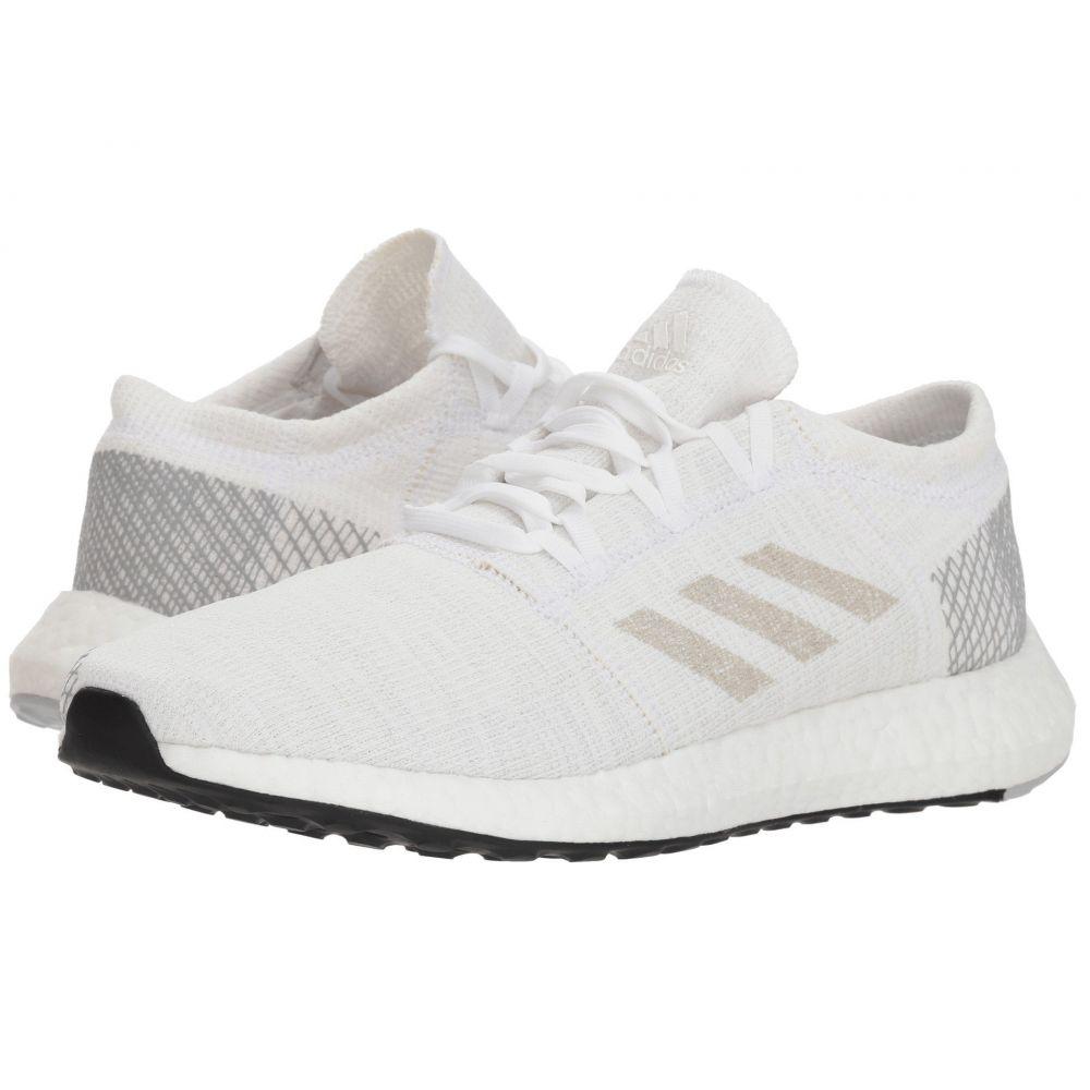 アディダス adidas Running メンズ ランニング・ウォーキング シューズ・靴【Pureboost Go】White/Grey One/Grey Two