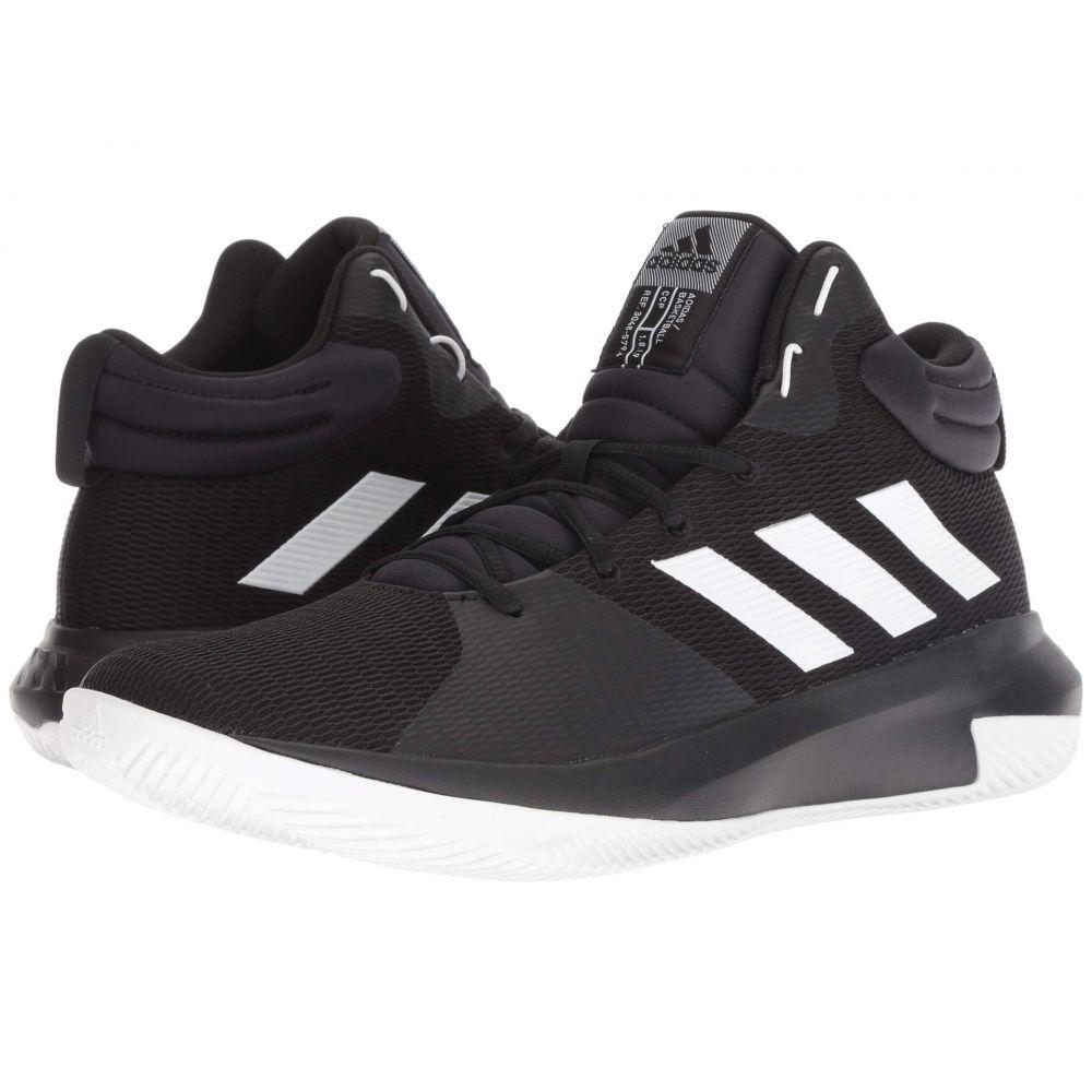 アディダス adidas メンズ バスケットボール シューズ・靴【Pro Elevate】Black/White/Black