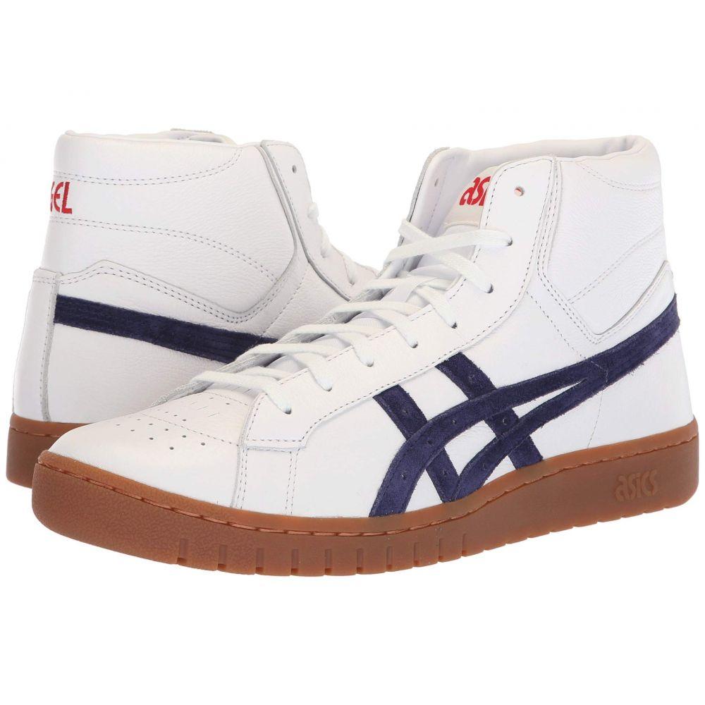 アシックス ASICS Tiger メンズ シューズ・靴 スニーカー【Gel-PTG(TM) MT】White/Peacoat