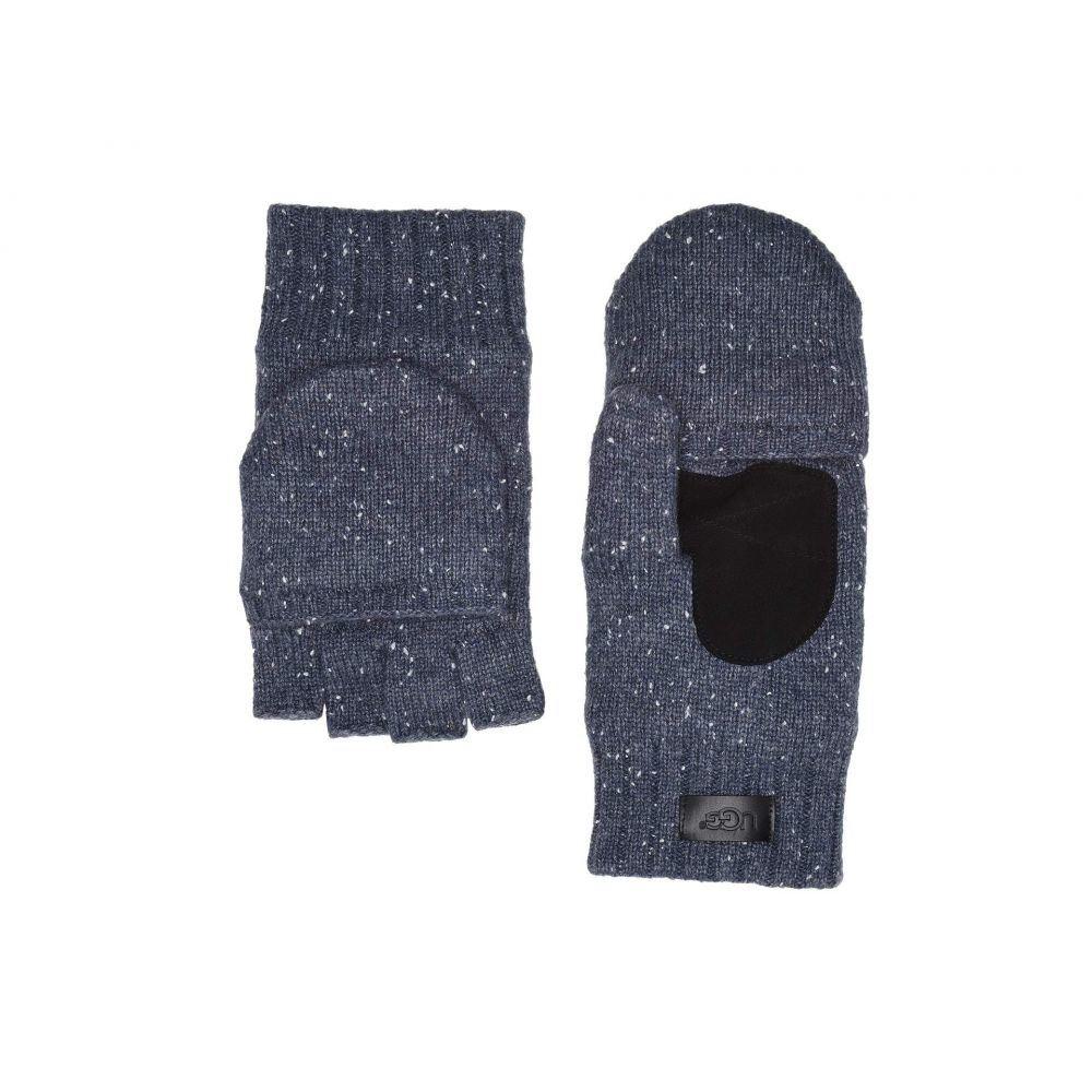 アグ UGG メンズ 手袋・グローブ【Flip Knit Mitten】Oceanic Heather