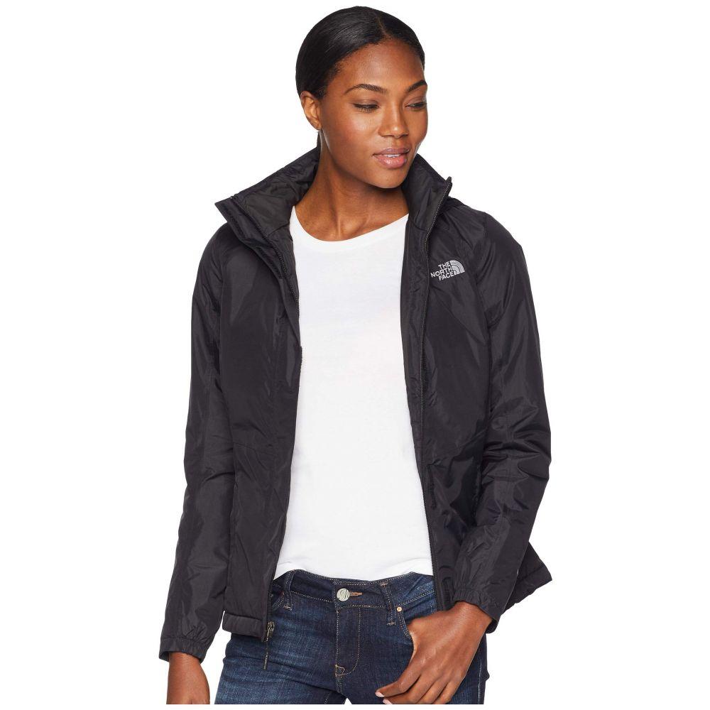 ザ ノースフェイス The North Face レディース アウター ジャケット【Resolve Insulated Jacket】TNF Black/TNF Black