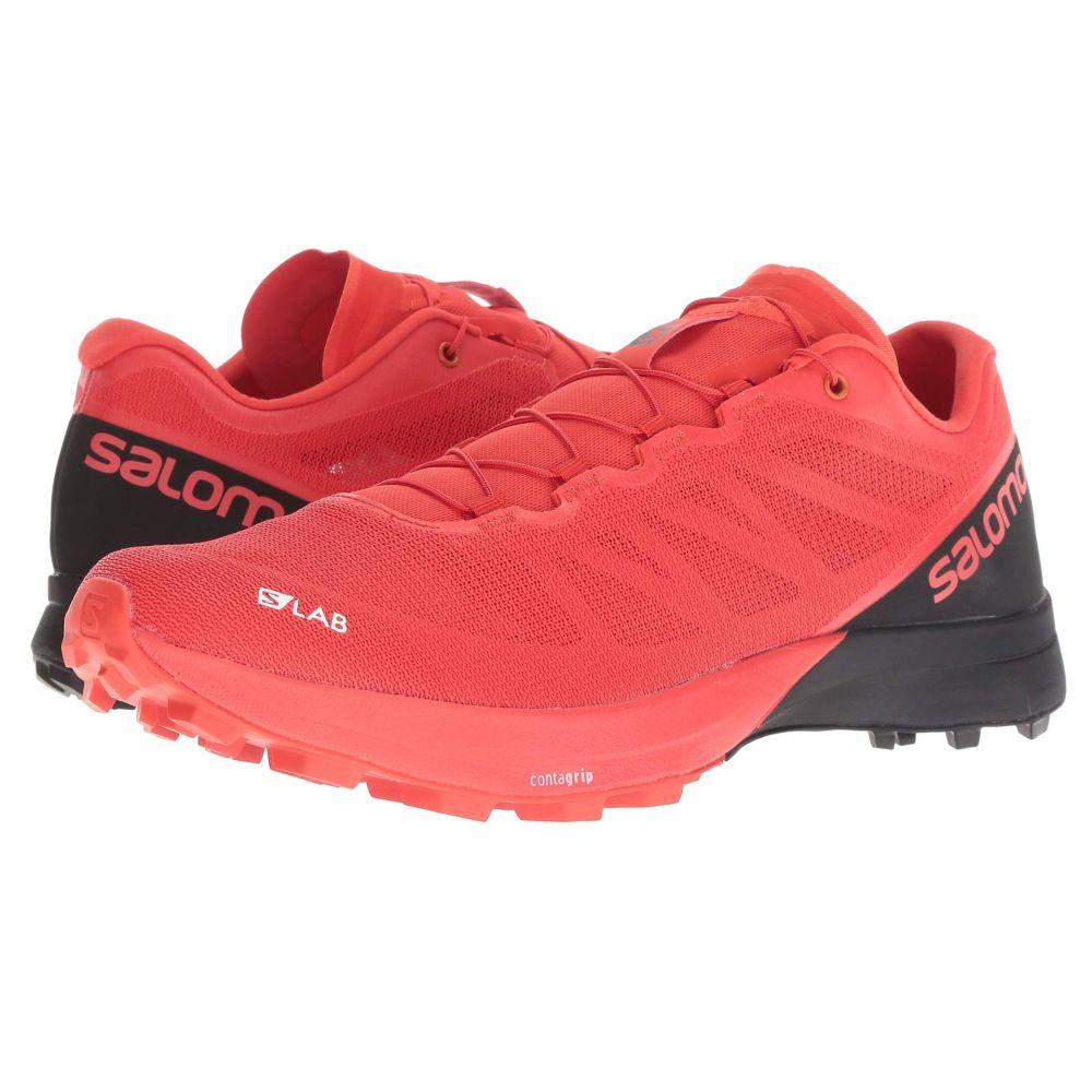 サロモン Salomon レディース ランニング・ウォーキング シューズ・靴【S/Lab Sense 7 SG】Racing Red/Black/White