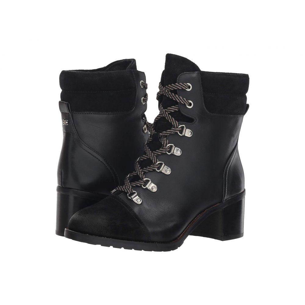 サム エデルマン Sam Edelman レディース ハイキング・登山 シューズ・靴【Manchester】Black Modena Calf Leather/Velutto Suede Leather
