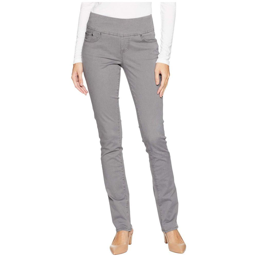 ジャグ ジーンズ Jag Jeans レディース ボトムス・パンツ【Peri Pull-On Straight Bay Twill】Grey Streak