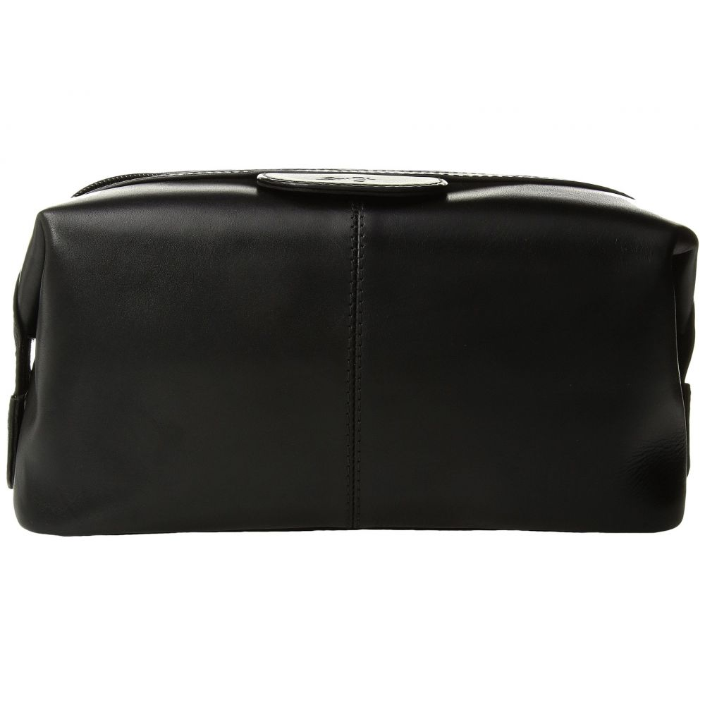 スカーリー Scully メンズ ポーチ【Stone Shave Kit】Black