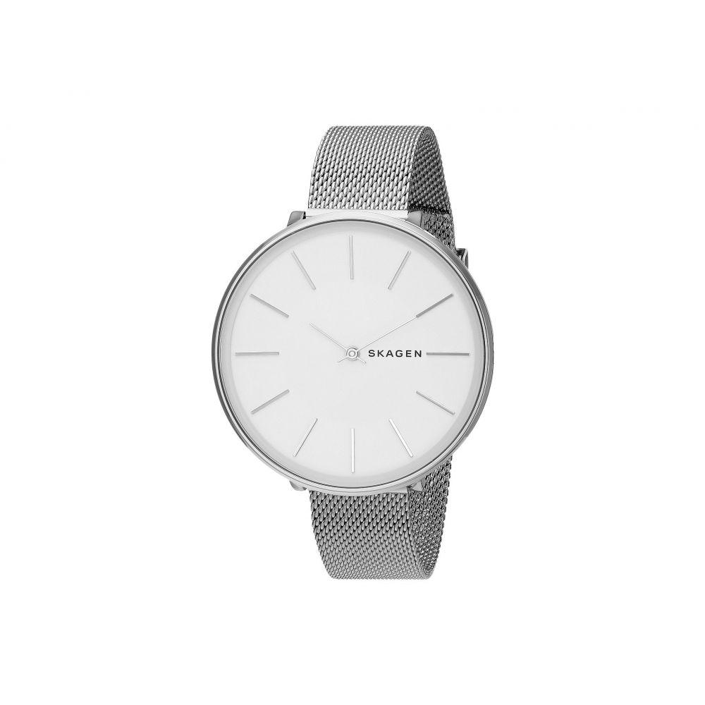 スカーゲン Skagen レディース 腕時計【Karolina - SKW2687】Silver