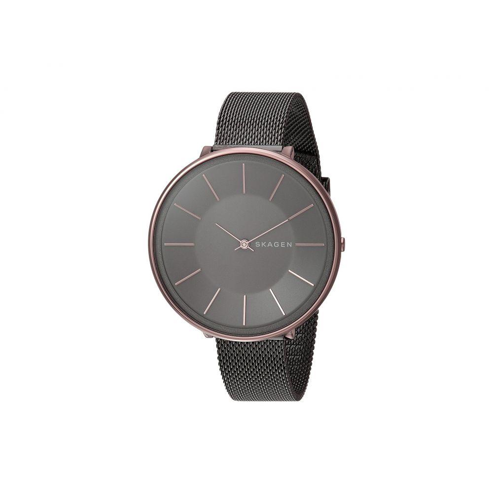 スカーゲン Skagen レディース 腕時計【Karolina - SKW2689】Gunmetal