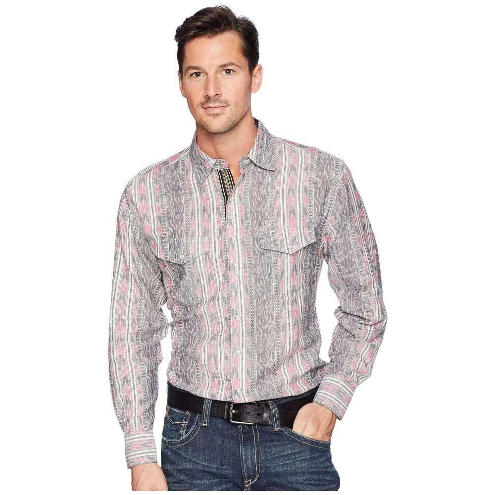 スカーリー Scully メンズ トップス シャツ【Signature Series Branden Shirt】Charcoal