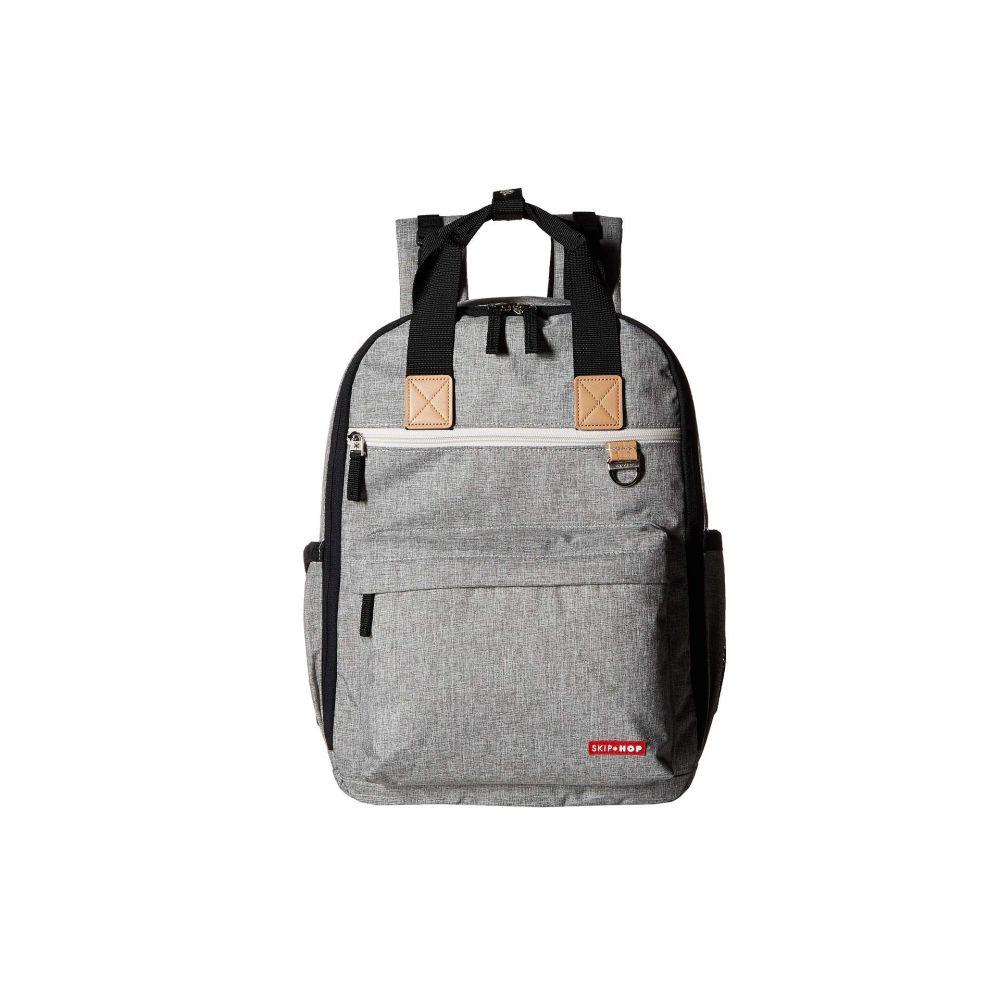 スキップホップ Skip Hop レディース バッグ バックパック・リュック【Duo Diaper Backpack】Melange
