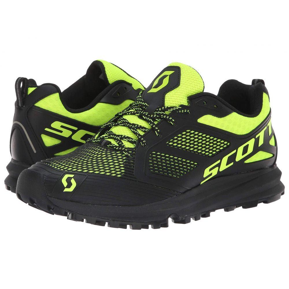 スコット Scott メンズ ランニング・ウォーキング シューズ・靴【Kinabalu Enduro】Yellow/Black