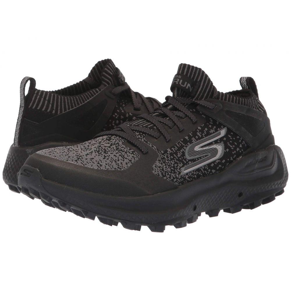 スケッチャーズ SKECHERS レディース ランニング・ウォーキング シューズ・靴【Go Run Max Trail 5 Ultra】Black/Gray