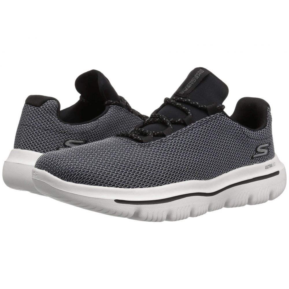 スケッチャーズ SKECHERS Performance メンズ シューズ・靴【Go Walk Evolution Ultra Initiate】Black/White
