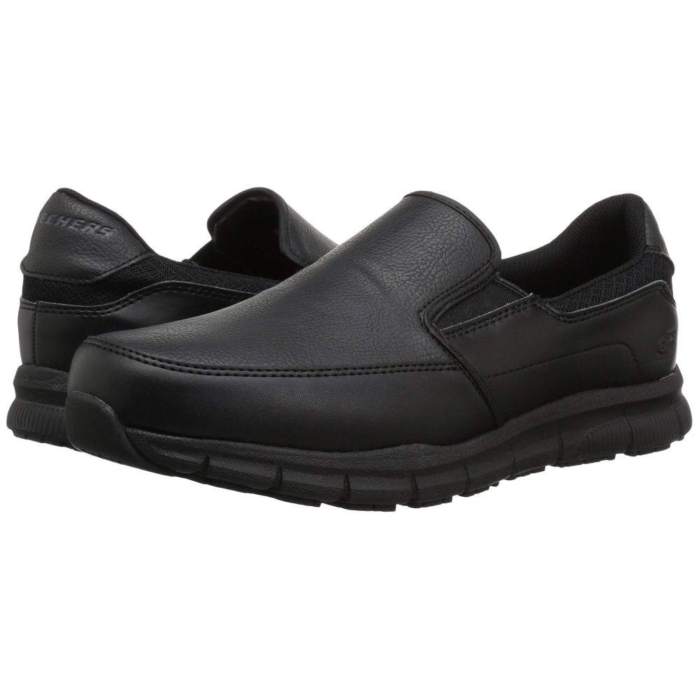 スケッチャーズ SKECHERS Work メンズ シューズ・靴 スニーカー【Nampa - Groton】Black