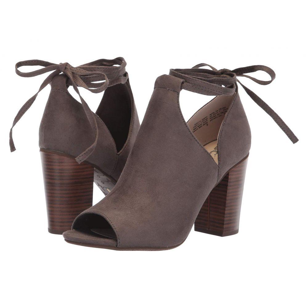 セイシェルズ Seychelles レディース シューズ・靴 ブーツ【BC Footwear By Set Me Free】Grey V Suede