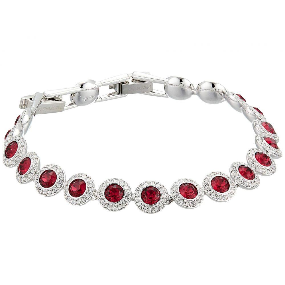 スワロフスキー Swarovski レディース ジュエリー・アクセサリー ブレスレット【Angelic Bracelet】Red