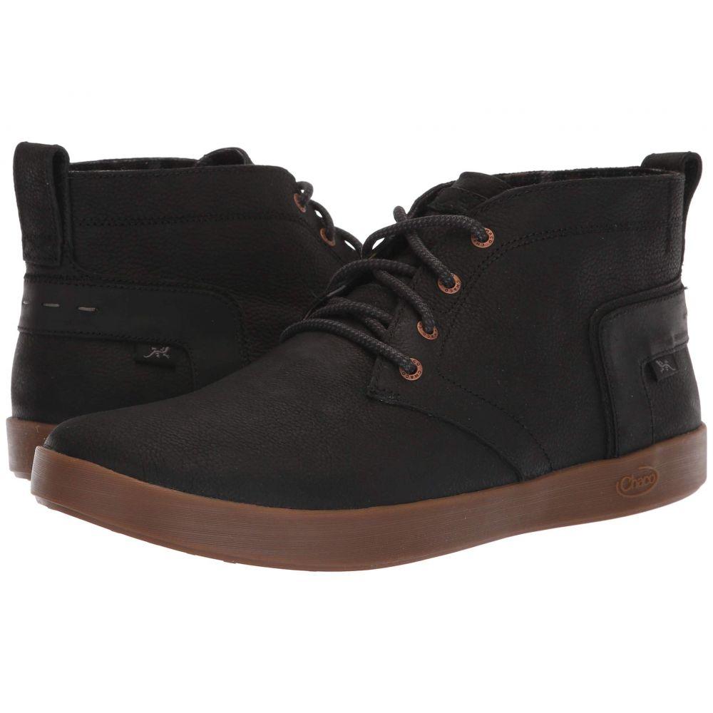 チャコ Chaco メンズ シューズ・靴 スニーカー【Davis Mid Leather】Black