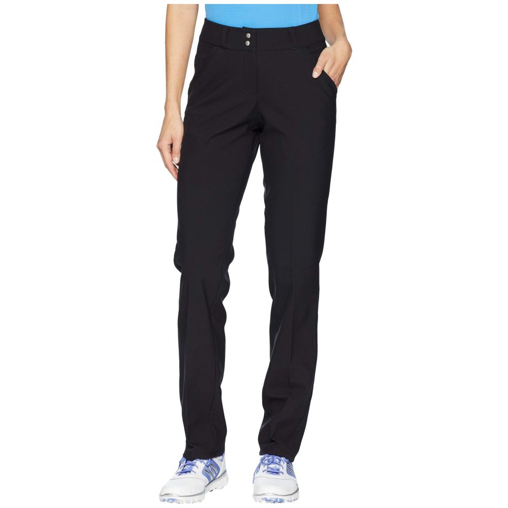 アディダス adidas Golf レディース ボトムス・パンツ【Fall Weight Pant】Black 1