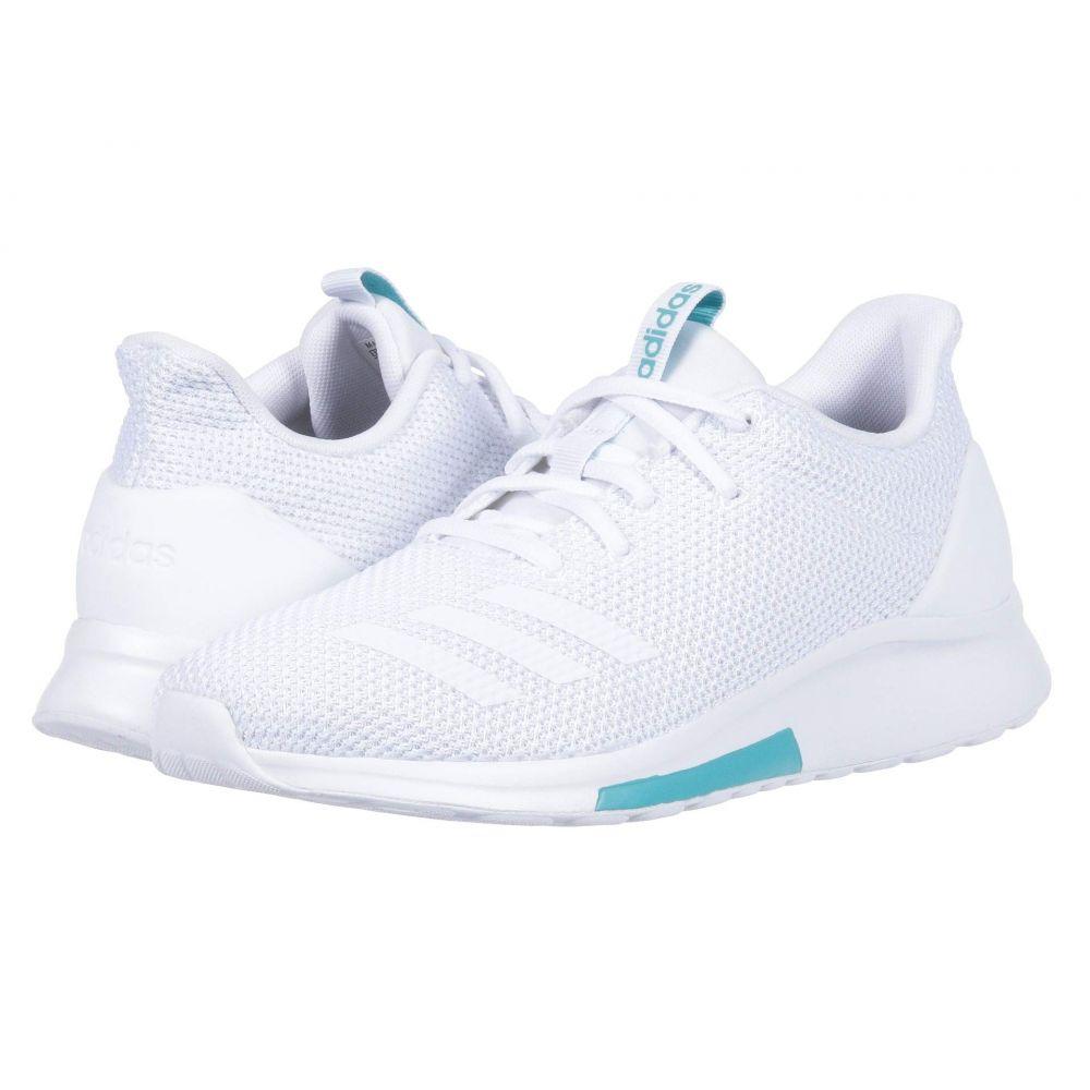 アディダス adidas Running レディース ランニング・ウォーキング シューズ・靴【Puremotion】White/White/Hi-Res Aqua