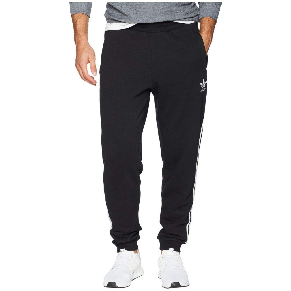 アディダス adidas Originals メンズ ボトムス・パンツ【3-Stripes Pants】Black