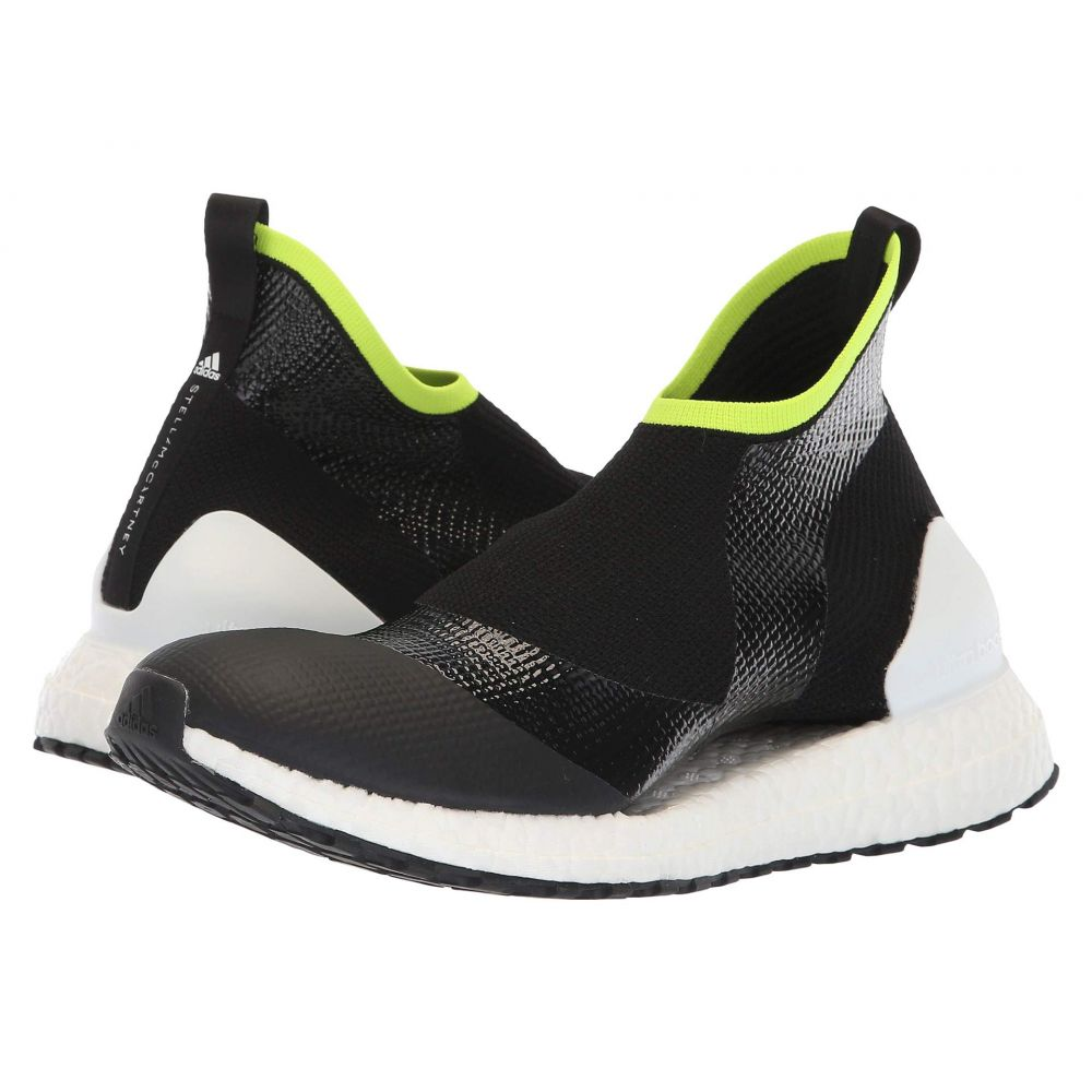 アディダス adidas by Stella McCartney レディース ランニング・ウォーキング シューズ・靴【Ultraboost X ATR】Core Black/Footwear White/Solar Slime