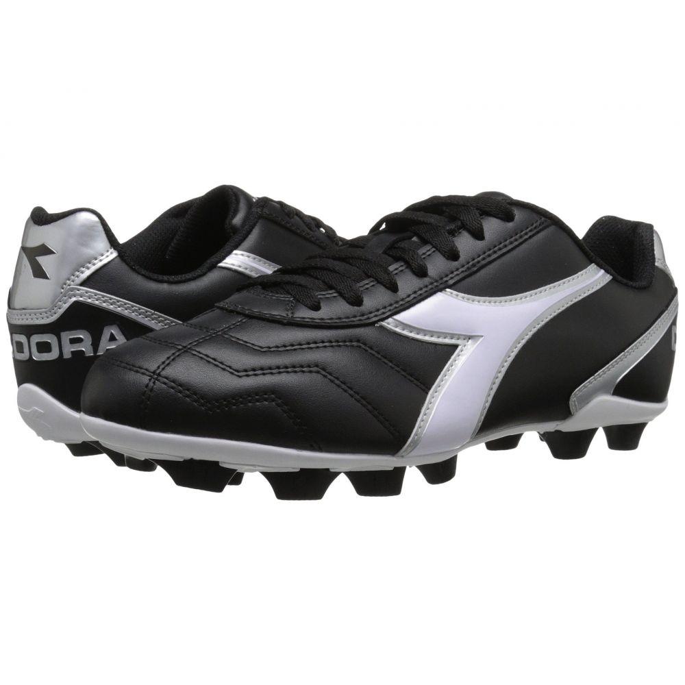 ディアドラ Diadora メンズ サッカー シューズ・靴【Capitano MD】Black/White/Silver