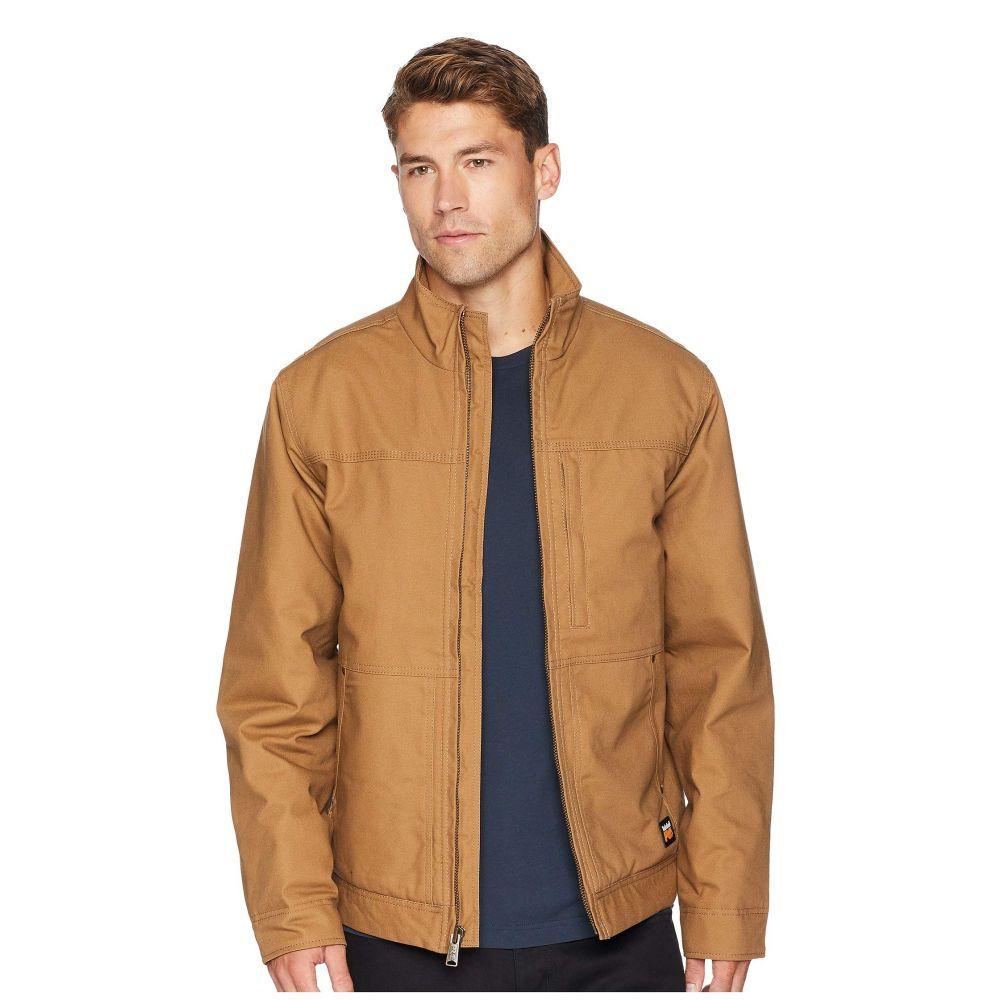 ティンバーランド Timberland PRO メンズ アウター ジャケット【Baluster Insulated Jacket】Dark Wheat