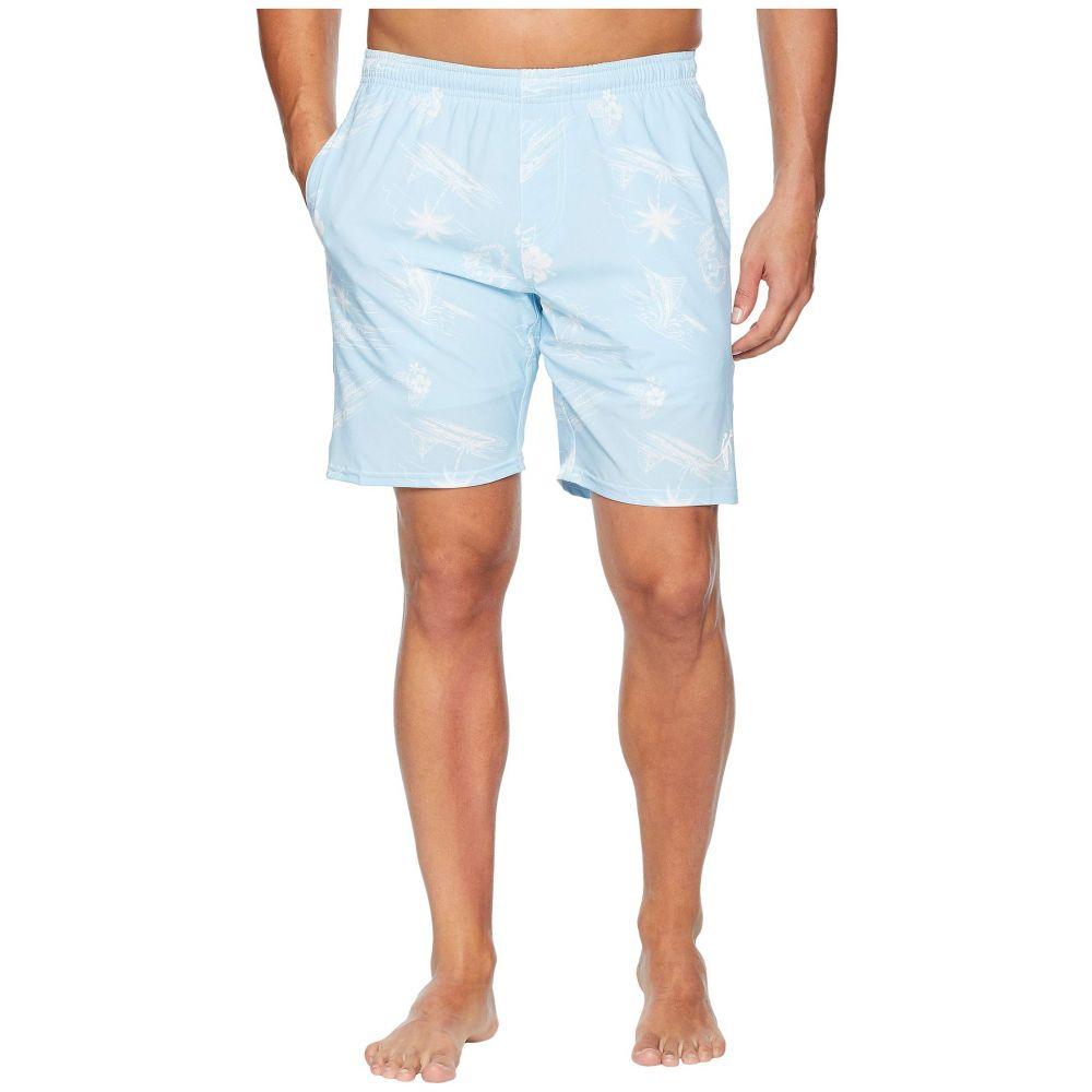 トーズオンザノーズ Toes on the Nose メンズ 水着・ビーチウェア 海パン【Aloha Cruisin Volley】Cool Water